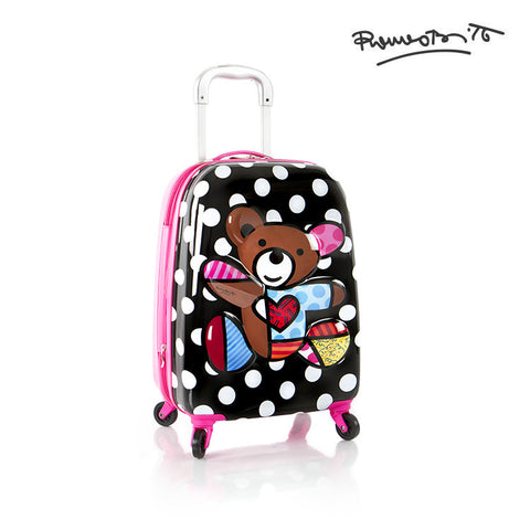 Britto Tween 3D Spinner - (BTO-HSRL-3DTSP-02) - Teddy Bear