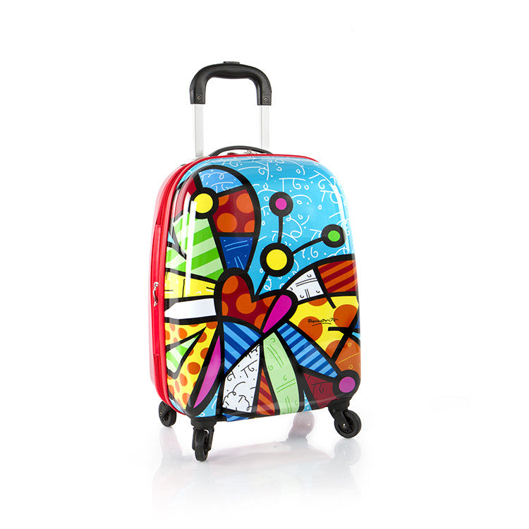 Britto Tween Spinner - (BTO-HSRL-TSP-09) - Butterfly