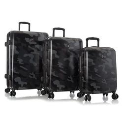 Black Camo Fashion Spinner® 3pc. Set