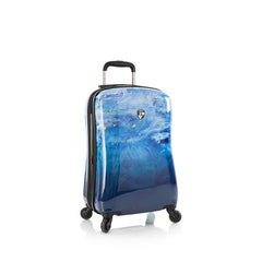 "Blue Agate 21"" Fashion Spinner Carry-on"