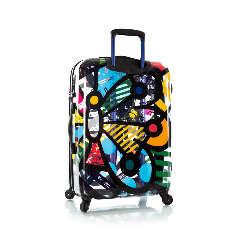 Britto - Butterfly Transparent 26""