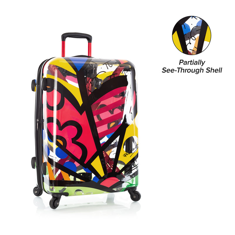 Britto - A New Day Transparent 26""