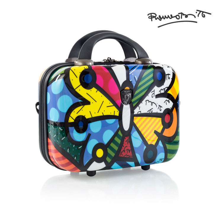 Britto - Butterfly Beauty Case