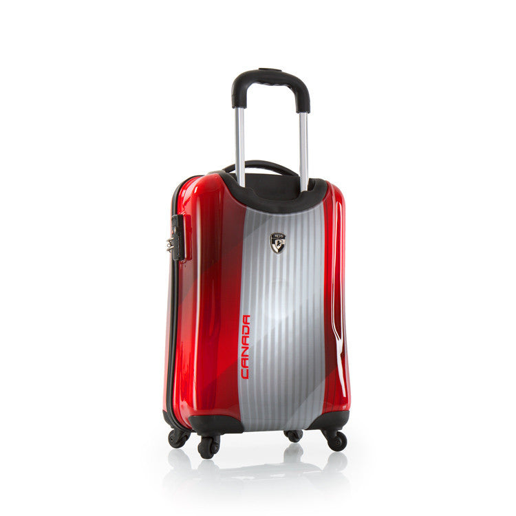 "Canada Fashion Spinner 21"" Carry-on"