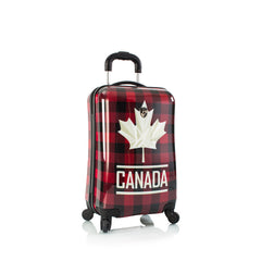 "Canada Flannel 21"" Carry-on"