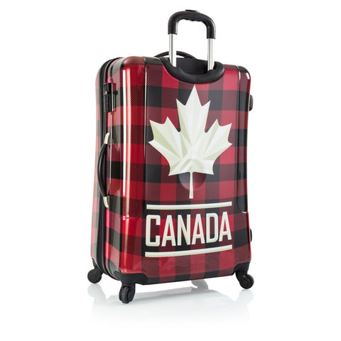 "Canada Flannel 30"" Spinner"