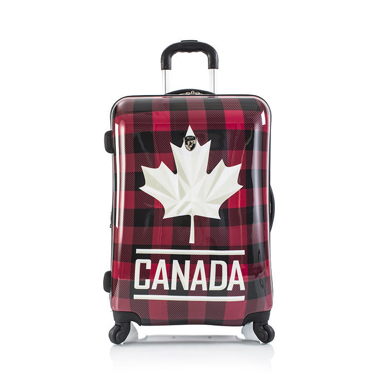 Canada Flannel Spinner Set