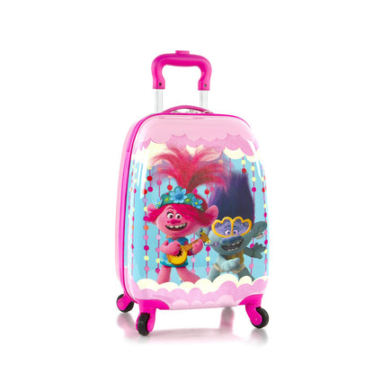 DreamWorks Kids Spinner Luggage - Trolls (DW-HSRL-SP-TR09-20AR)