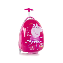 Peppa Pig Kids Luggage - (E-HSRL-ES-PG22-19AR)