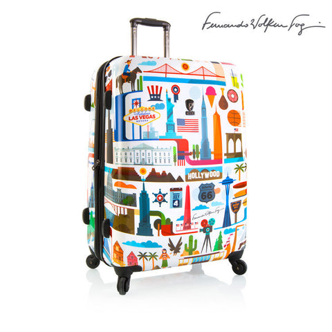 "Fernando by Heys - FVT - 30"" USA White"