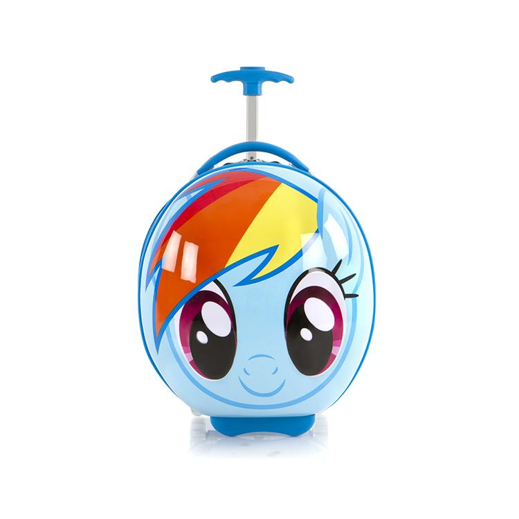 My Little Pony Kids Luggage - (H-HSRL-CS-MP02-18AR)