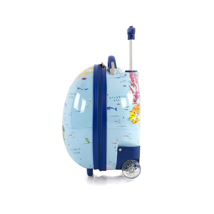 Globe Kids Luggage - (HEYS-HSRL-CS-G01-18AR)