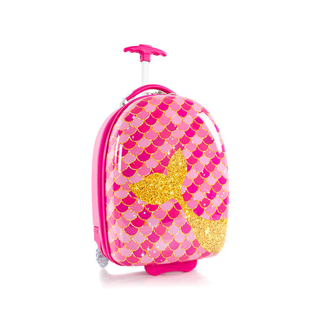 Heys Kids Luggage – Mermaid (HEYS-HSRL-RS-FH06-18AR)