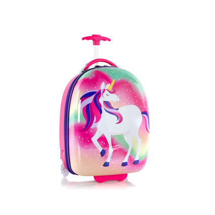 Kids Luggage - Unicorn - (HSRL-RS-FH13-20AR)