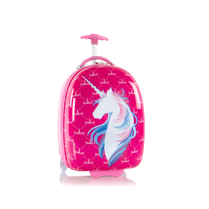 Kids Luggage - Unicorn - (HSRL-RS-FH15-20AR)