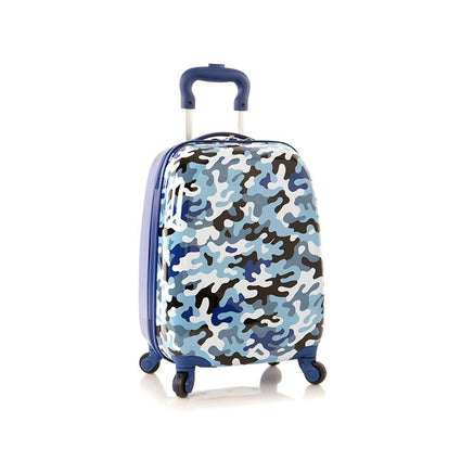 Fashion Spinner Luggage-Blue Camo (HEYS-HSRL-SP-01-19AR)