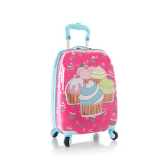 Heys Fashion Spinner Kids Luggage-Cupcake (HEYS-HSRL-SP-24-18AR)