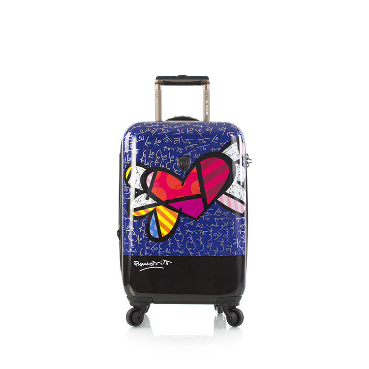 Britto - Heart with Wings 21""