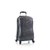 "Indigo Paisley 21"" Fashion Spinner Carry-on"