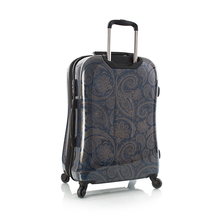 "Indigo Paisley 30"" Fashion Spinner"