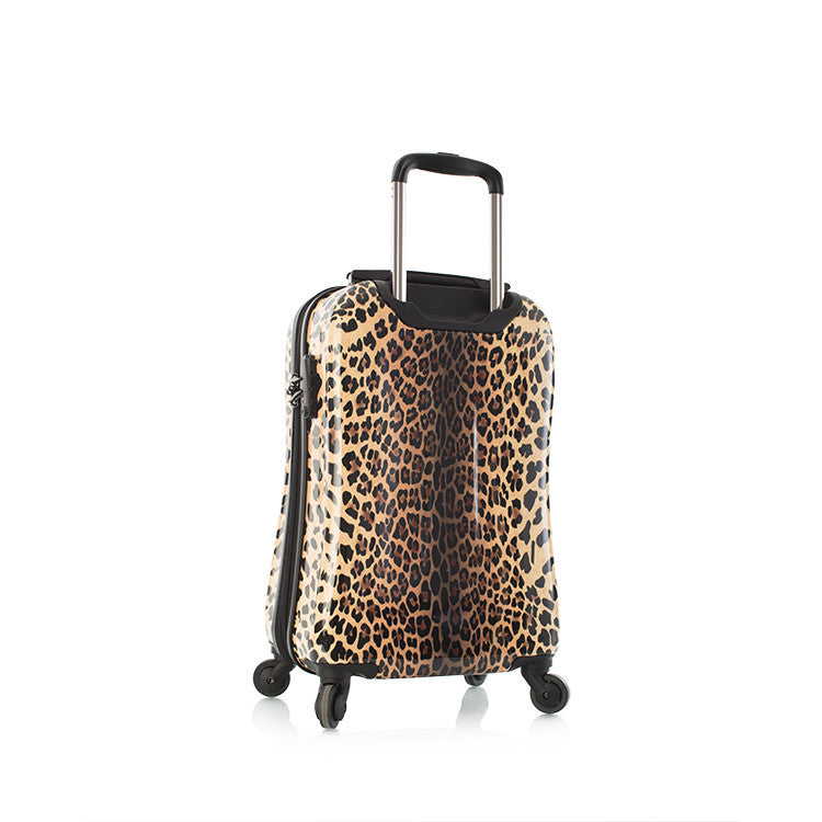 "Leopard Panthera 21"" Fashion Spinner Carry-on"