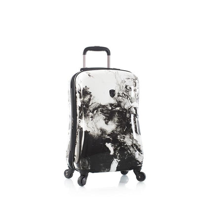 "Marble Swirl 21"" Fashion Spinner Carry-on"