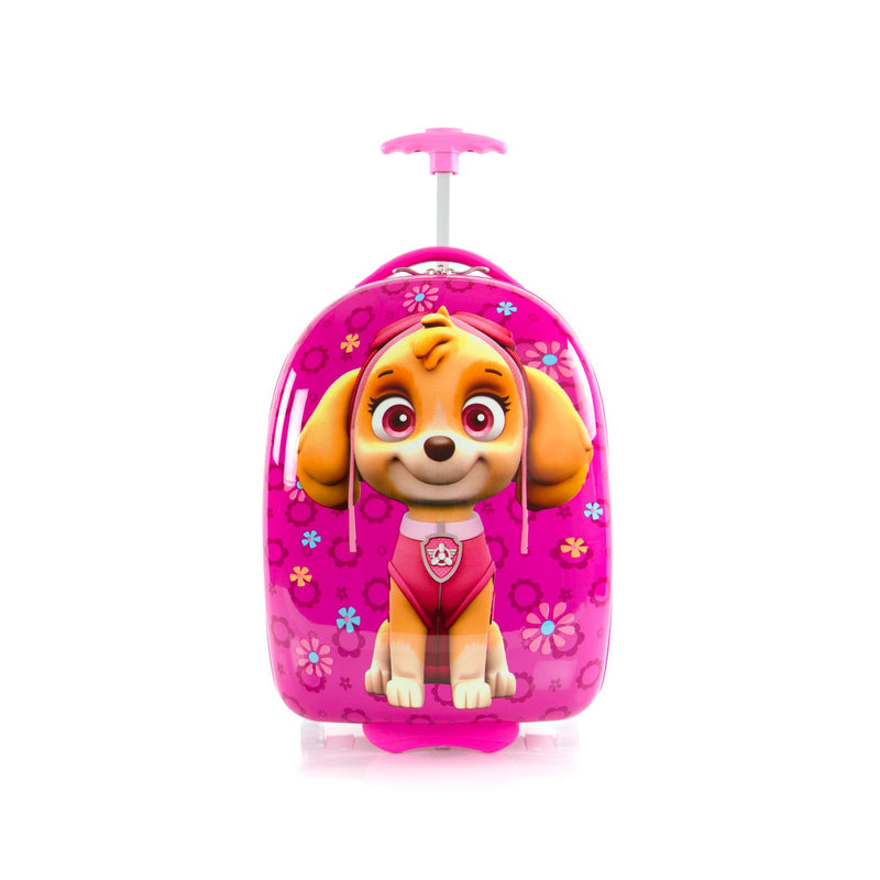 Nickelodeon Paw Patrol Kids Luggage - (NL-HSRL-RS-PL01-18AR)