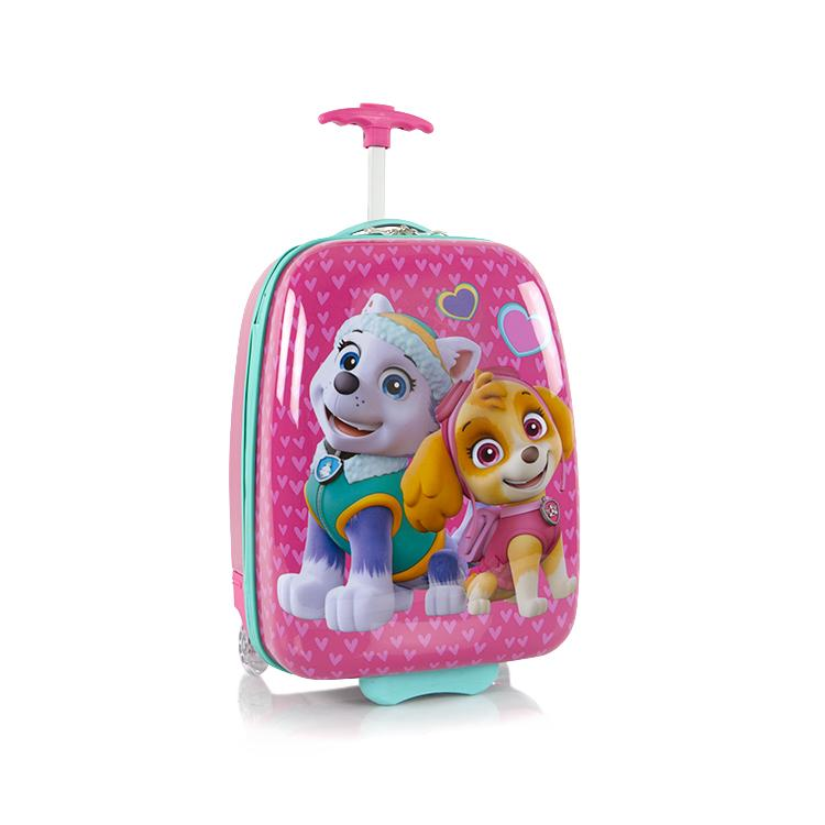 Nickelodeon Kids Luggage - PAW Patrol (NL-HSRL-RT-PL06-19AR)