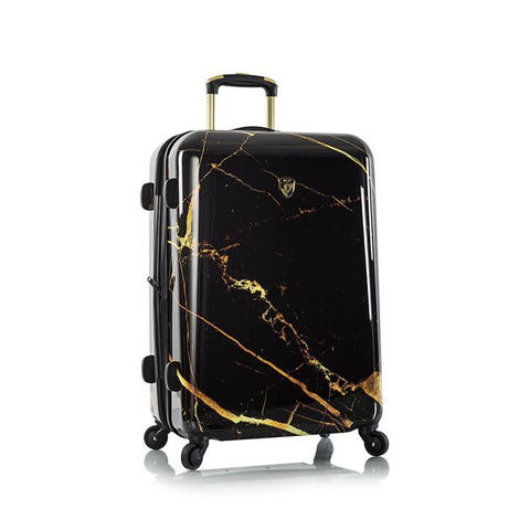 "Portoro - Black Marble 26"" Fashion Spinner"