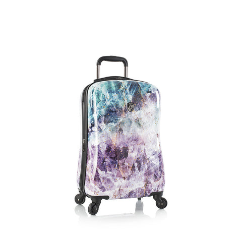"Quartz 21"" Fashion Spinner Carry-on"