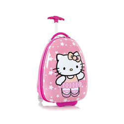 Hello Kitty Kids Luggage - (S-HSRL-ES-HK08-19AR)