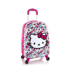 Tween Spinner Luggage - Hello Kitty - (S-HSRL-TSP-HK14-17AR)
