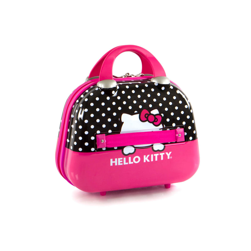 Hello Kitty Luggage and Beauty Case 2 pc. Set (S-ST-HSRL-HK15-17AR)