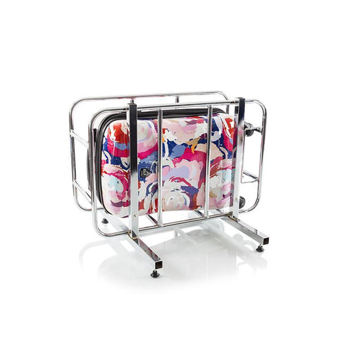 "Spring Blossom 21"" Fashion Spinner Carry-on"