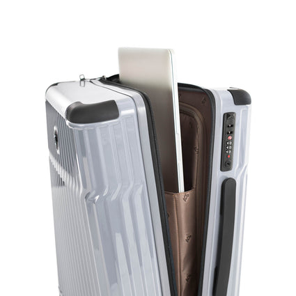 "Tekno 21"" Carry-on - Silver"
