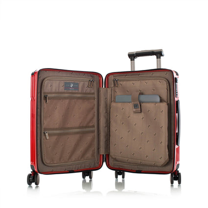 "Tekno 21"" Carry-on - Red"