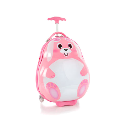 "Travel Tots Bunny - Kids 18"" Luggage"