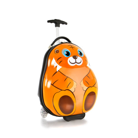 "Travel Tots Tiger - Kids 18"" Luggage"