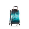 "Turquoise Stone 21"" Fashion Spinner Carry-on"