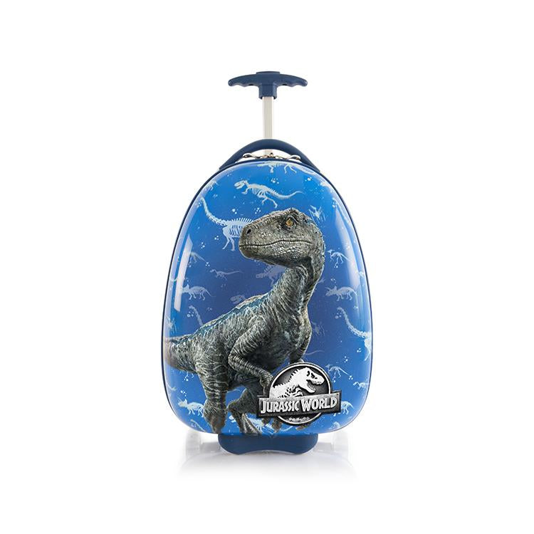 Jurassic World Kids Luggage - (US-HSRL-ES-JW11-18AR)