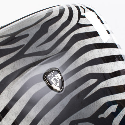 "Zebra Equus 30"" Fashion Spinner"