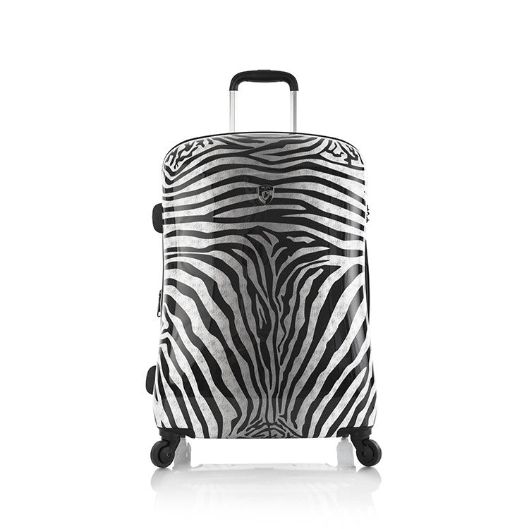 "Zebra Equus 26"" Fashion Spinner"