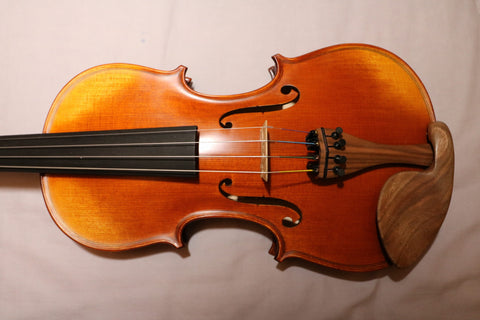 gliga genova violin with walnut fittings