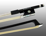 Glasser braided carbonfibre 2005BCF / 2005BCFK violin bow