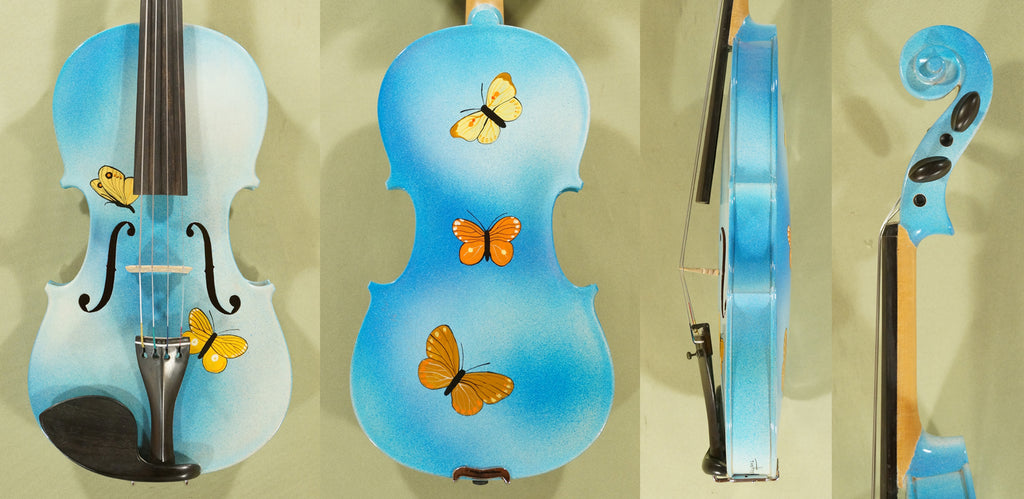 Artistic design Gliga Gems 1 or 2 violin outfit