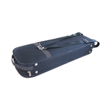 Rectangular styrofoam violin case