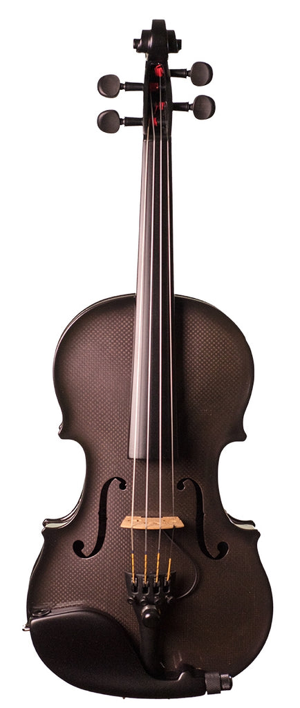 Glasser Carbon Composite violin outfit - electric acoustic 4/4 only.  Four or Five string.
