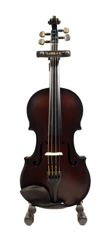 Glasser Carbon Composite violin or viola - instrument only.  Acoustic. Vegan friendly!