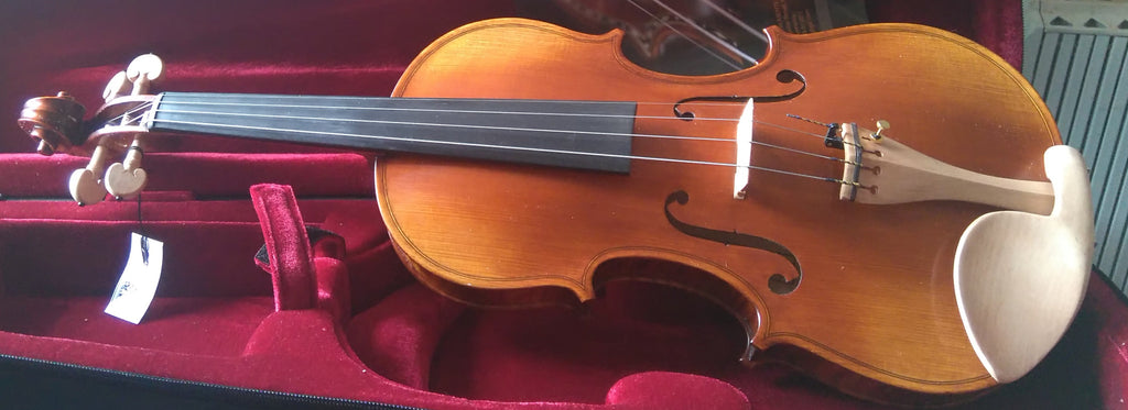 Gliga Master violin Amati copy 4/4 only