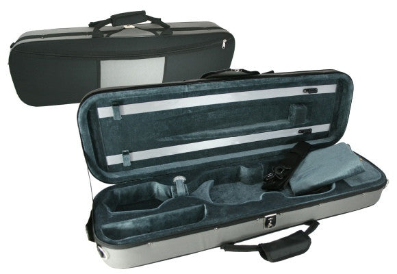 GSJ rectangular violin case
